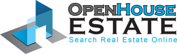 open house estate logo